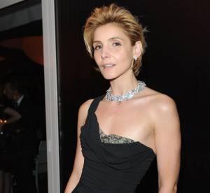 Cannes - Quand Clotilde Courau se transforme en séductrice
