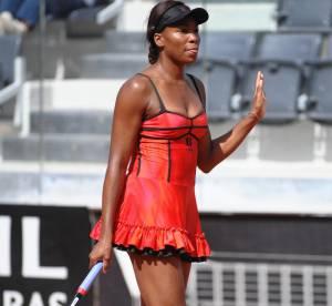 Venus Williams : quelle robe de tennis préférez-vous ?
