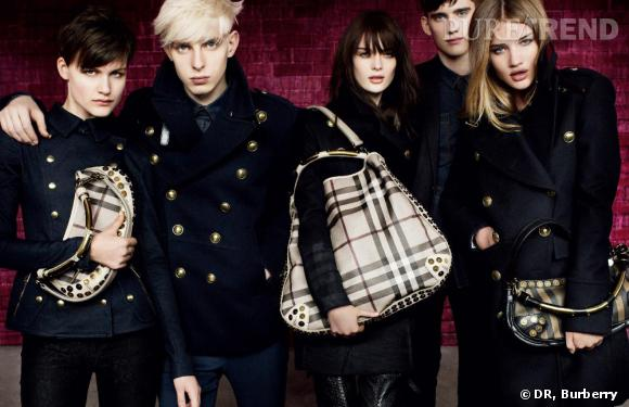 Campagne Burberry Automne-Hiver 2010/2011