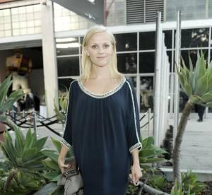 Reese Witherspoon, classique mais élégante