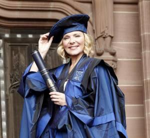Kim Cattrall, une diplômée glamour