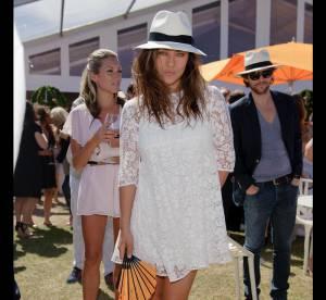 Mylène Jampanoï Vs Sophie Ellis Bextor : qui porte le mieux la robe Topshop ?