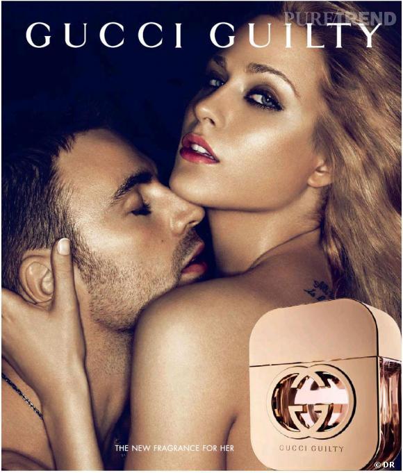 Guilty, le nouveau parfum de Gucci
