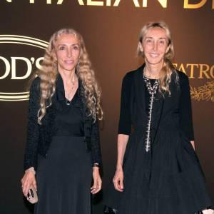 Dans la famille Sozzani, Franca est rédactrice en chef du Vogue italien et Carla a fondé le 10 Corso Como, l'un des lieux les plus branchés de Milan.