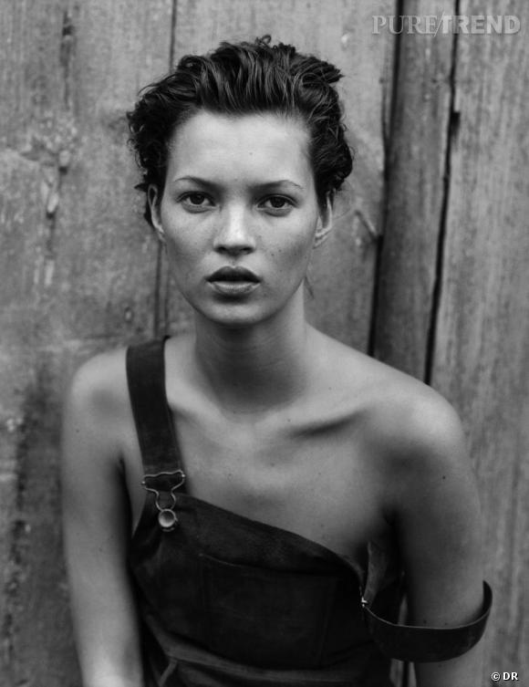 Kate Moss, Harper's Bazaar, Long Island, New-York, 1994.