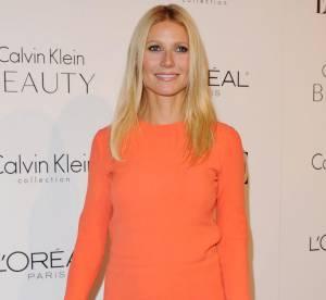 Le look du jour : Gwyneth Paltrow met K.O. le noir