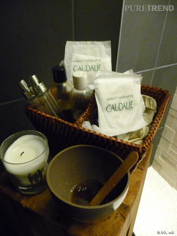 Le spa Caudalie à New York