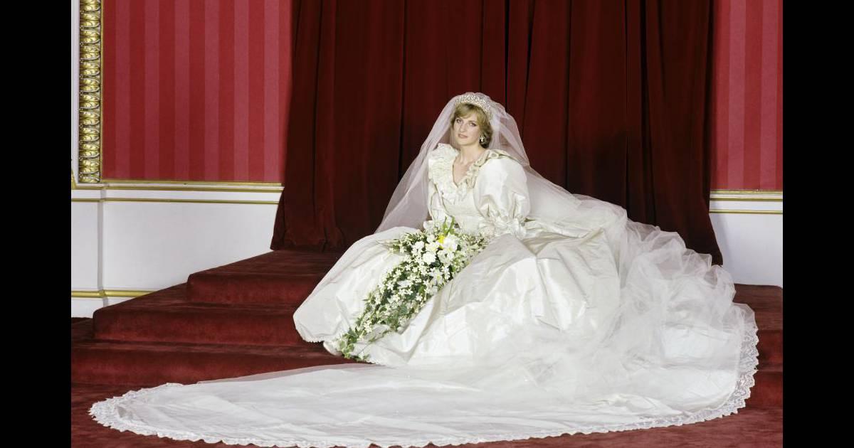Diana De Mariée Princesse Robe Princesse Diana Mariée Robe Princesse Robe De Robe De Mariée Diana qf1AFw