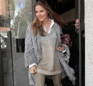 Elsa Pataky, son look cocooning pour l'hiver... à shopper !
