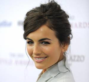 Le look du jour : Camilla Belle, le rétro version Hollywood