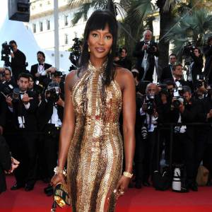 Je suis... Naomi Campbell.