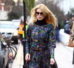 Le flop mode : Claudia Schiffer se la joue perso