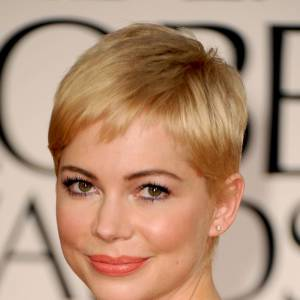Le duvet blond inofensif et insistant de Michelle Williams...