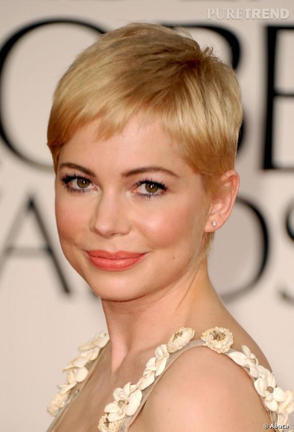 Le duvet blond inofensif et insistant de Michelle Williams...