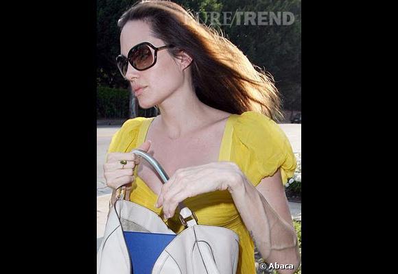 Angélina (moins) Jolie...