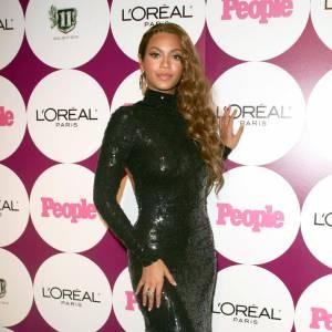 L'originale : Beyoncé en Février 2007.