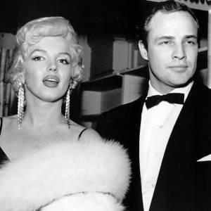 L'originale : Marilyn Monroe en 1955.