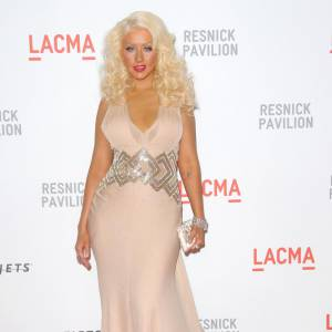 La copie : Christina Aguilera en 2010... (On plaisante !)