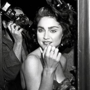 La copie : Madonna en 1988.