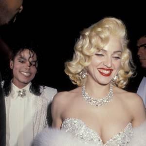 La copie : Madonna en 1991.