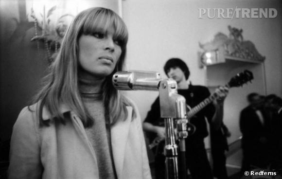 L'originale  : Nico du Velvet Underground en 1966.