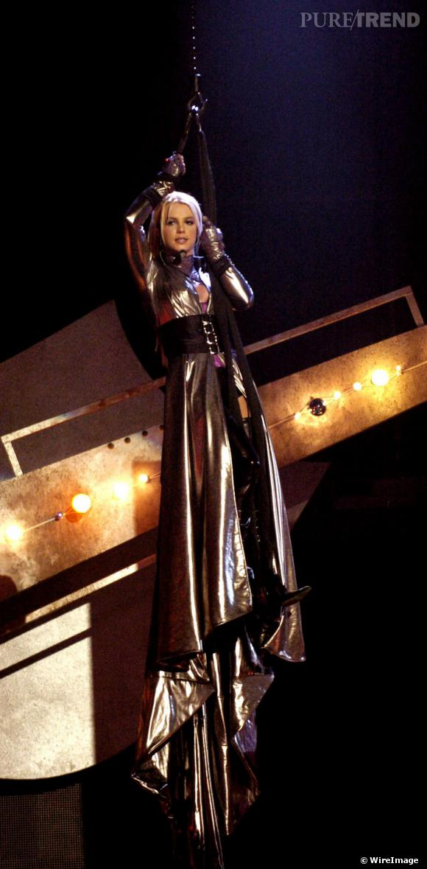 L'originale  : Britney Spears en 2003.