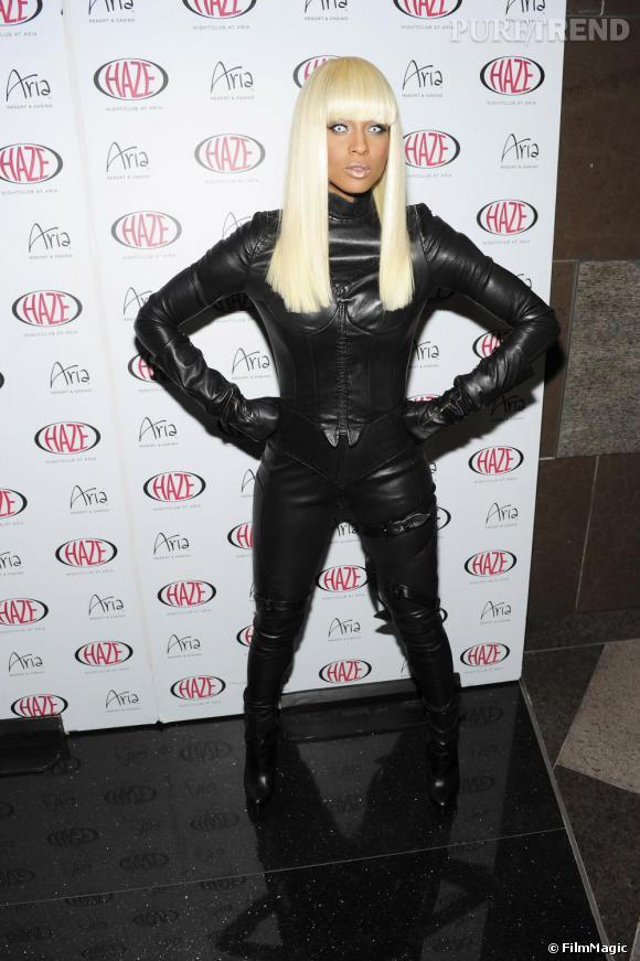 La copie 1  : Ciara en 2010.