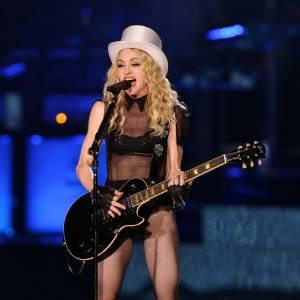 L'originale : Madonna le 6 novembre 2008.