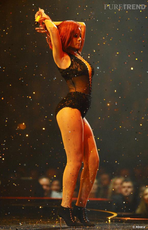 La tendance body n'a pas épargné Rihanna.
