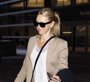 Naomi Watts, airport style