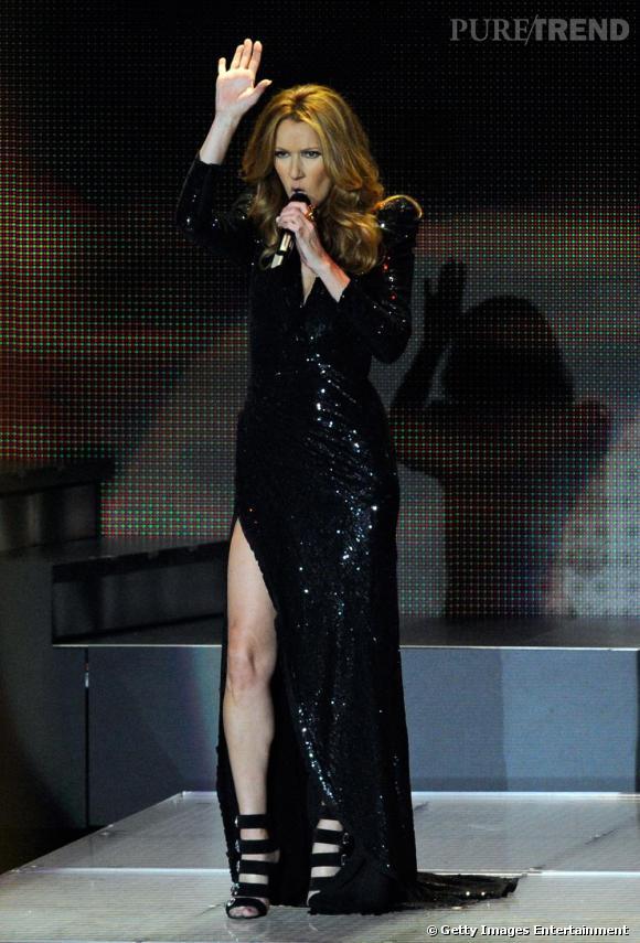 Céline Dion reprend du service au Caesar Palace, à Las Vegas.