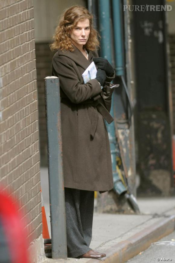 Un beauty look en berne suffit à Sandra Bullock pour jouer les mamies. Que l'on se rassure, il s'agit d'un film...