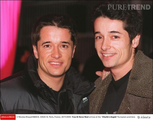 Comment on se coiffait dans les années 90 ?          Les jumeaux Noel et leur coupe nineties... identique.