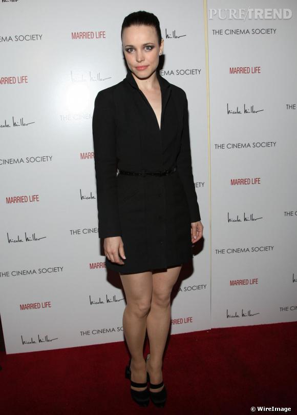 En 2008 la jeune femme affiche des goûts de plus en plus pointus comme ici avec des escarpins Chanel et un ensemble Alexander Wang.