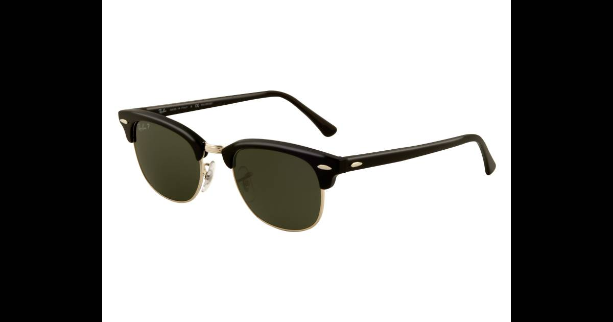 lunettes de soleil ray ban clubmaster 119 renseignements sur ray. Black Bedroom Furniture Sets. Home Design Ideas
