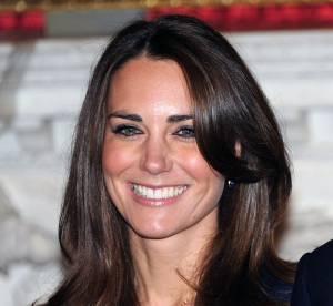 La coiffure de Kate Middleton : fiançailles VS mariage