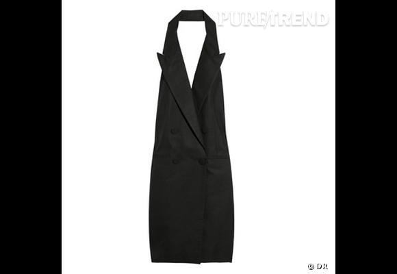 robe stella mccartney une robe inspir e d 39 un smoking l 39 alternative qui booste la petite robe. Black Bedroom Furniture Sets. Home Design Ideas