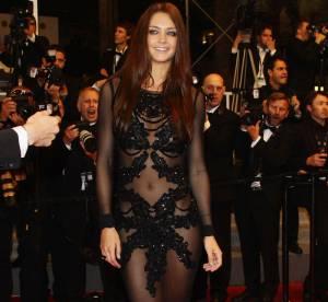 Cannes 2011 : toutes en transparence !