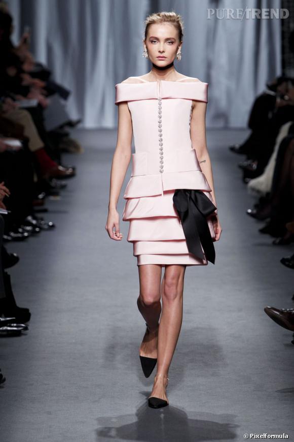 Défilé Chanel Haute Couture été 2011.