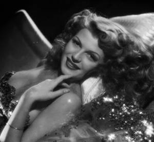 Dans le vanity de Rita Hayworth