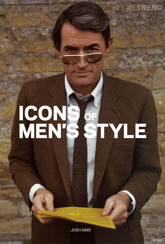 """Compilé par l'américain Josh Sims, """"Icons of Men's Style"""" est LA bible du vestiaire masculin, le must, le fin du fin. Pièce par pièce, l'auteur retrace l'histoire du trench, les aviator, le perfecto ou les chaussures bateau, en illustrant ses propos de photos d'archives et de légendes du cinéma. Parce que les images, pour comprendre comment avoir du style et ressembler à ses icônes, c'est mieux. Ne cherchez plus, tout est là. Laurence King Publishing 32 €"""
