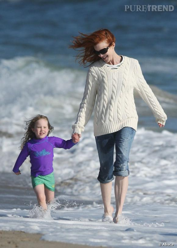Marcia Cross à Santa Monica.