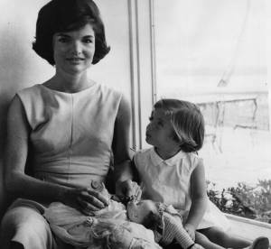 Dans le vanity de Jackie Kennedy