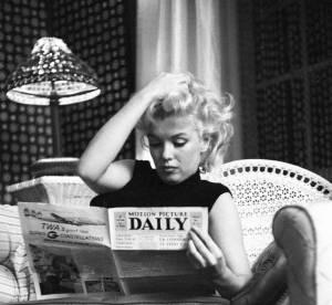 1 look, 1 livre, 1 expo : Marilyn Monroe, une blonde à Manhattan