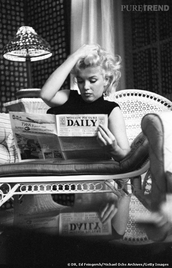 1 look, 1 livre, 1 expo : une blonde à Manhattan
