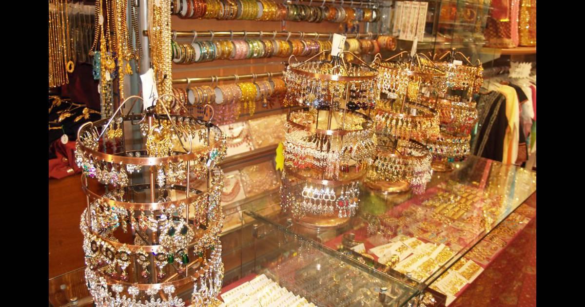 Les Bonnes Adresses De Little India Paris Les Bijoux