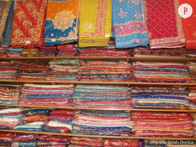 Les Bonnes Adresses De Little India Paris Pour Un Sari