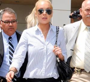Lindsay Lohan, FBI