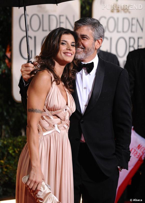 La proie : Elisabetta Canalis, animatrice et mannequin italien. Durée de la romance : 2009 à 2011.