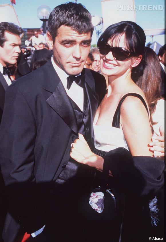 La proie :  Karen Duffy, top, animatrice, actrice américaine.    Durée de la romance  : Quelques semaines en 1995.